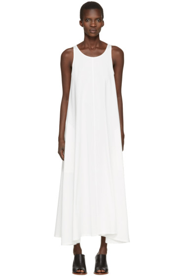 Lemaire - White Sleeveless Dress