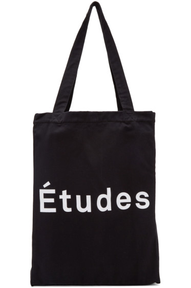 Etudes - Black October Études Tote