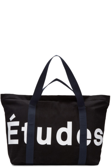 Etudes - Black May Tote