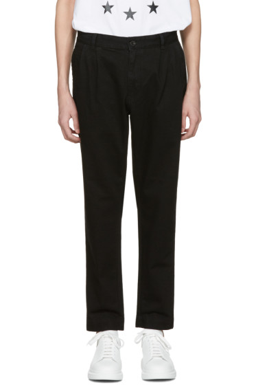 Etudes - Black Archives Trousers