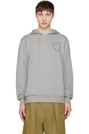 Etudes - Grey Étoile Europa Hoodie