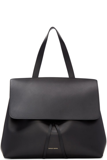 Mansur Gavriel - Black Leather Lady Bag