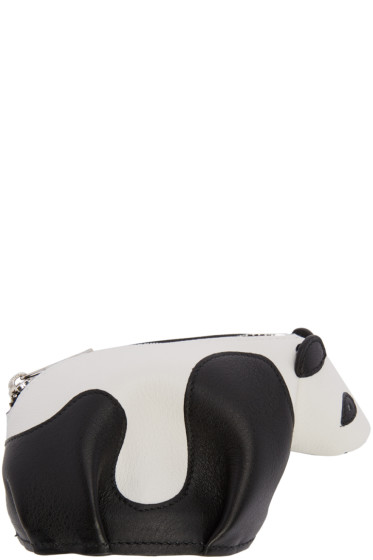 Loewe - Black Panda Coin Pouch
