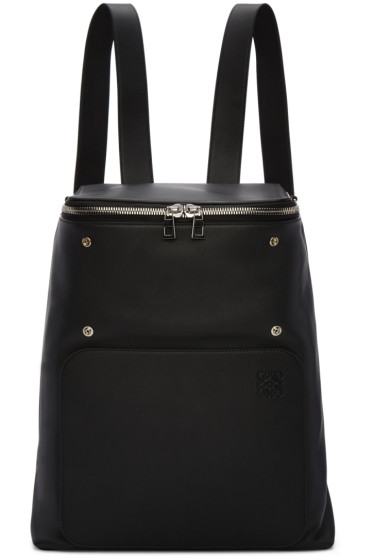 Loewe - Black Goya Backpack