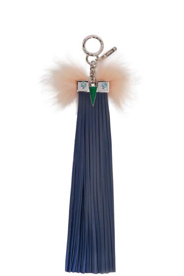 Fendi - Blue Hypnoteyes Keychain