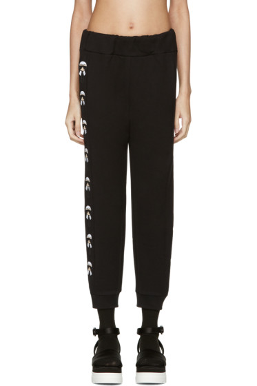 Fendi - Black Karlito Lounge Pants