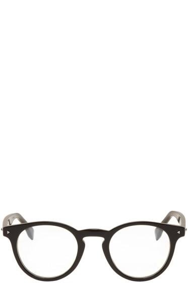 Fendi - Black Round Glasses