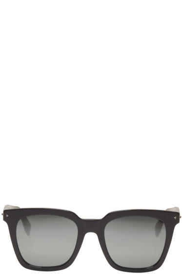 Fendi - Black 'Sun Fun' Sunglasses