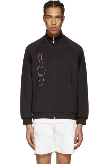 Cottweiler - Black Instructor Zip Jacket