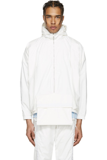 Cottweiler - White Hotel Hooded Jacket