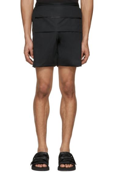 Cottweiler - Black Hotel Shorts