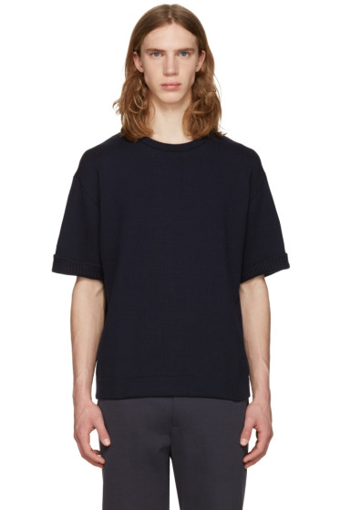 Stephan Schneider - Navy Young Pullover