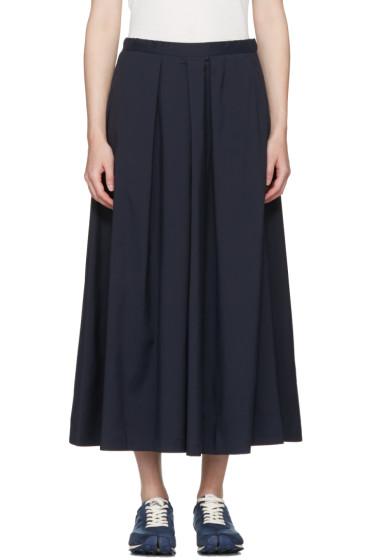 Blue Blue Japan - Navy Hakama Trousers