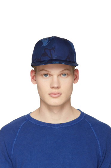 Blue Blue Japan - Blue Magnolia Classic Baseball Cap