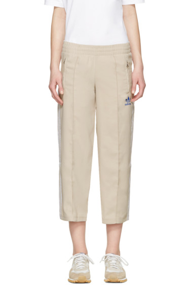 adidas Originals - Beige Sailor Track Pants
