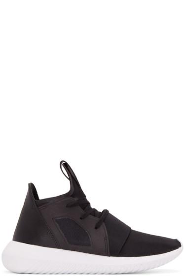 adidas Originals - Black Tubular Defiant Sneakers