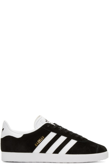 adidas Originals - Black Gazelle Sneakers