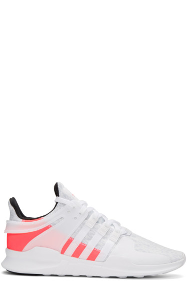 adidas Originals - White Equipment Support ADV Sneakers