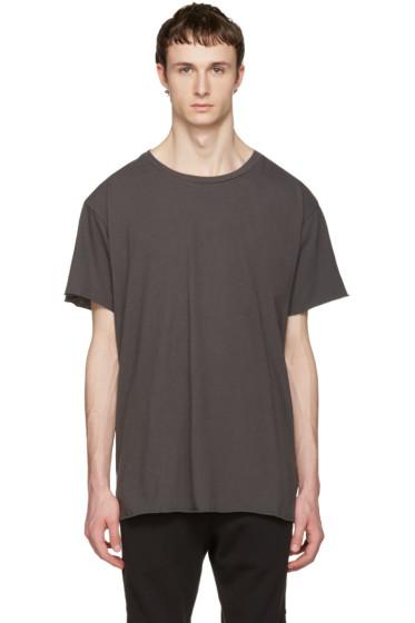 John Elliott - Grey Anti-Expo T-Shirt