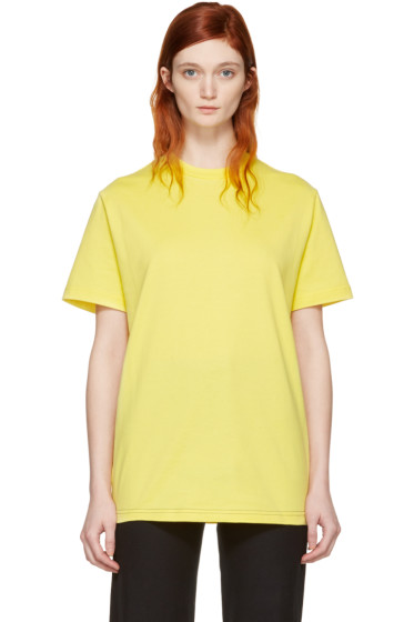Alyx - Yellow 'New Happiness' T-Shirt