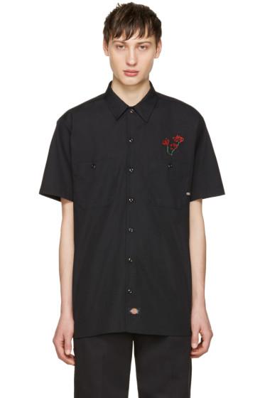 Alyx - Black fragment Edition Dickies Shirt