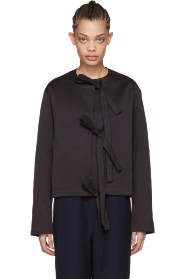 Sara Lanzi - Black Ties Jacket