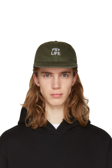 Perks and Mini - Green 'Psy Life' Cap