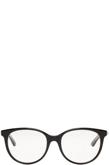 Dior - Black Montaigne Glasses