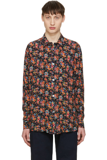 Our Legacy - Multicolor Flower Shirt