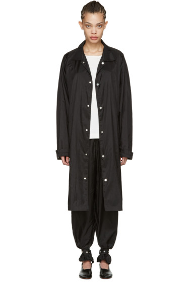 Nehera - Black Colla Rain Coat