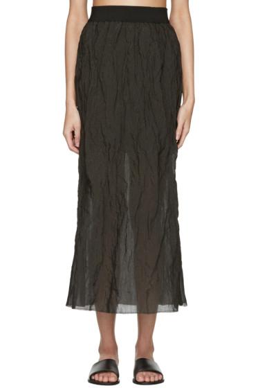 Nehera - Black Siletta Skirt