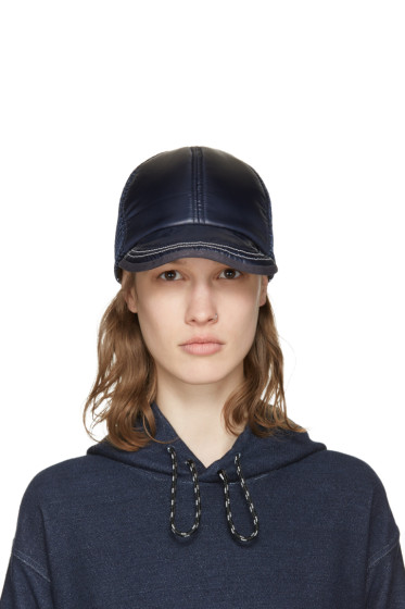 and Wander - Navy Mesh Cap