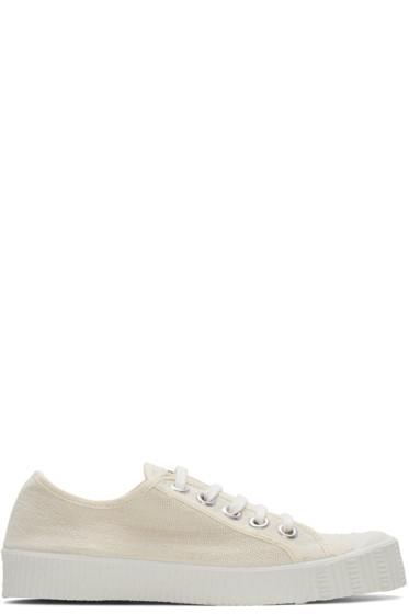 Spalwart - Ecru Special Sneakers