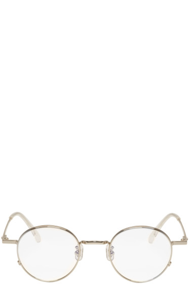 Gentle Monster - Silver Dear Classes Glasses
