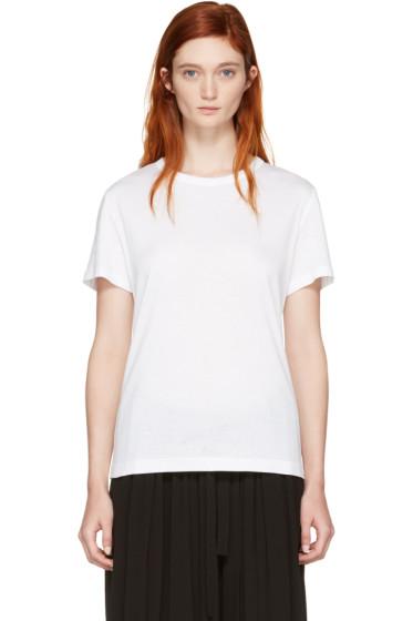 Nocturne #22 - White Short Sleeve T-Shirt