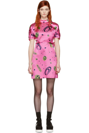 Miu Miu - Pink Planet Dress