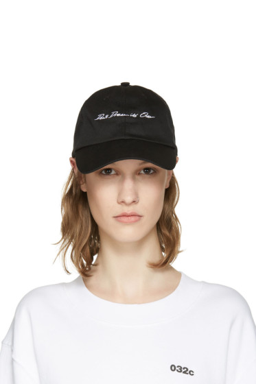 032c - Black 'Don't Dream It's Over' Cap