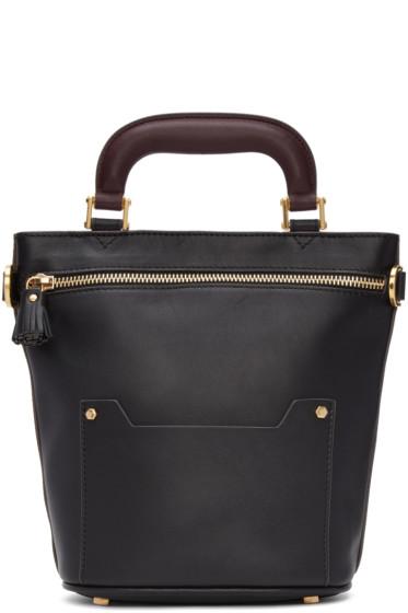 Anya Hindmarch - Black Mini Orsett Bag