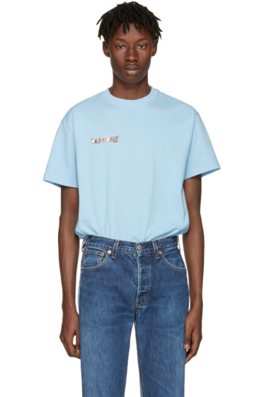 Bless - Blue Worker's Delight T-Shirt