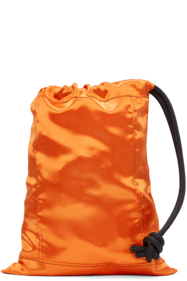 Ribeyron - Orange Pouch Bag