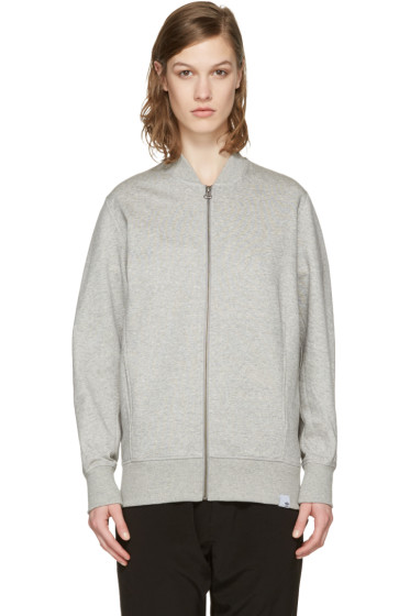 adidas Originals XBYO - Grey Yamaho Terry Track Jacket