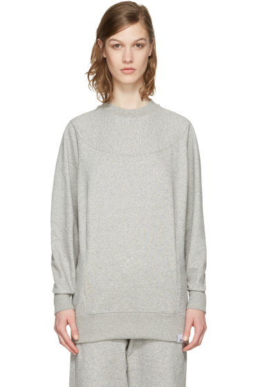 adidas Originals XBYO - Grey Yamaho Terry Pullover