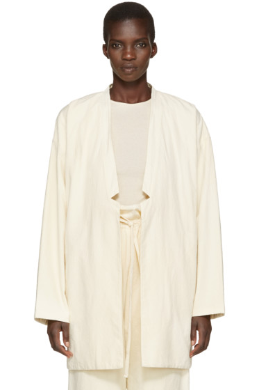 Lauren Manoogian - Off-White Washi Blazer