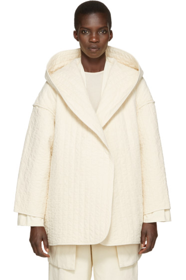 Lauren Manoogian - Off-White Kendo Coat