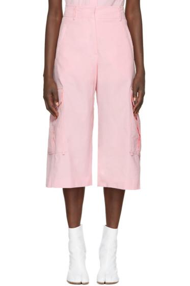 Sies Marjan - ピンク シドニー カーゴ パンツ