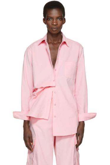 Sies Marjan - ピンク サンダー シャツ