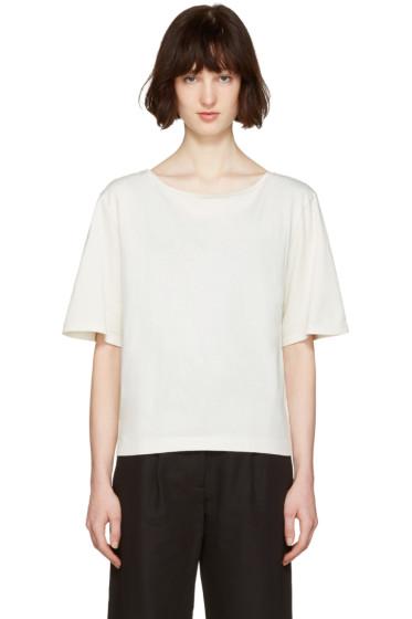 Moderne - White Drafting T-Shirt