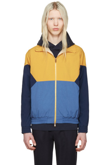 Aime Leon Dore - Yellow Zip Windbreaker Jacket