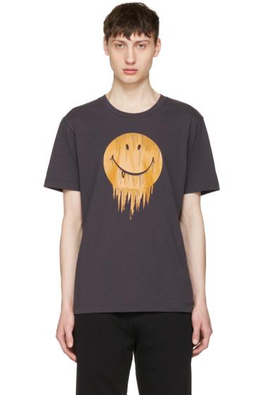 Coach 1941 - Black Baseman Edition Gnarly Face T-Shirt