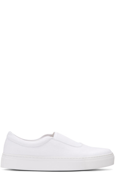 Primury - White Basal Sneakers